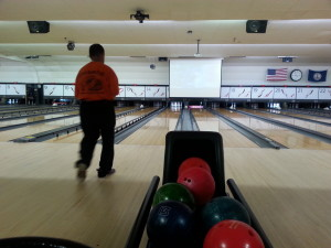 Bowling to celebrate a brother's sobriety