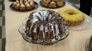 A very popular cake from our Third Chance Ministries fundraiser